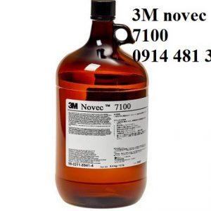 Dung dịch tẩy rửa 3M Novec 7100