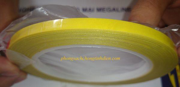 Băng dính chịu nhiệt silicone 5mm