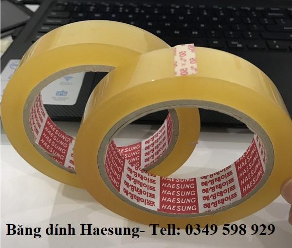 Bang keo Han Quoc