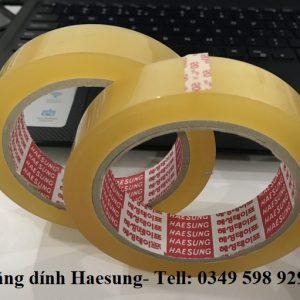 Băng dính Haesung Hàn Quốc