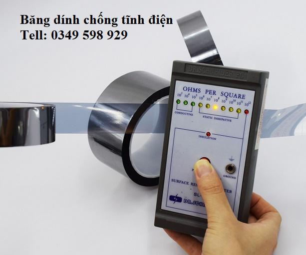 Chuyên cung cấp các loại băng dính chống tĩnh điện