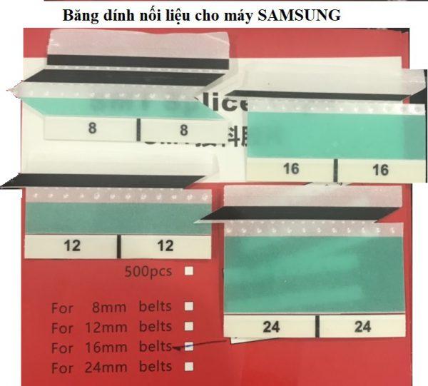Băng dính nối liệu cho máy samsung 8mm