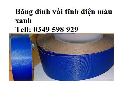 Băng dính vải chống tĩnh điện