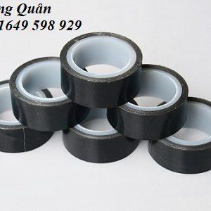 Băng keo vải chịu nhiệt teflon màu đen