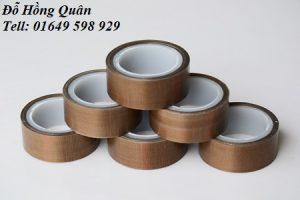 Chuyên cung cấp các loại băng keo vải chịu nhiệt teflon
