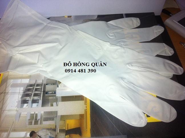 Găng tay phòng sạch nitrile 12 inch