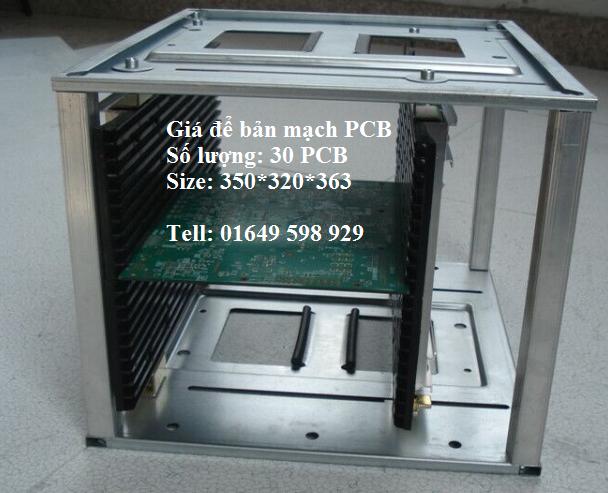 Giá để bản mạch PCB 30 chiếc