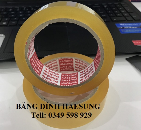 Bang dinh haesung Han Quoc