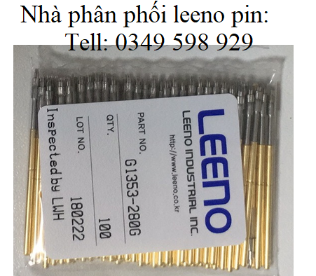 Leeno Pin GS105- Chân pin Leeno G105C