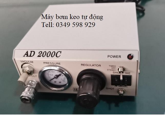 Máy bơm keo tự động D2000C