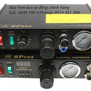 Máy bơm keo tự động SP 982