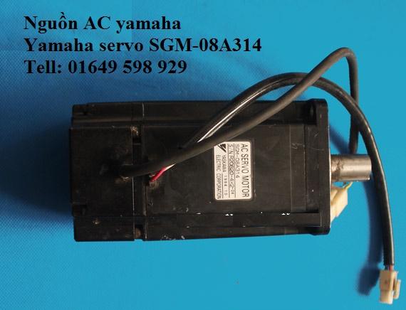 YAMAHA Servo Motor SGM-08A314